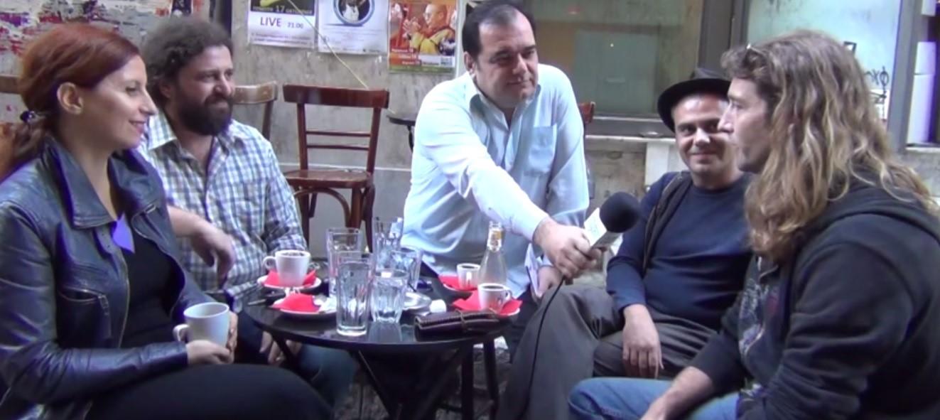 Συνέντευξη στο Citizen Web TV
