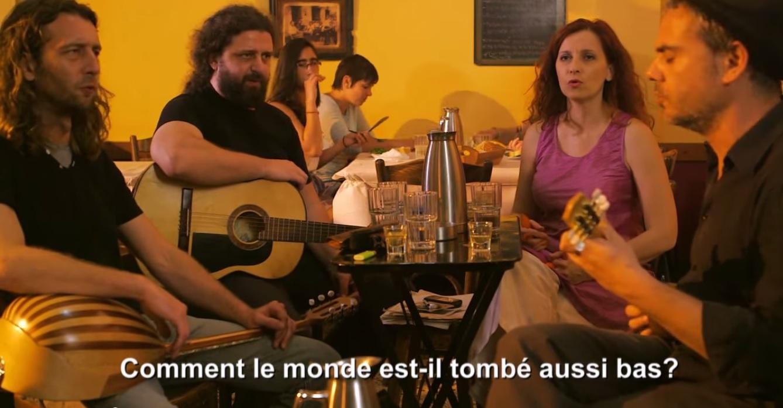 Για την Γαλλική τηλεόραση